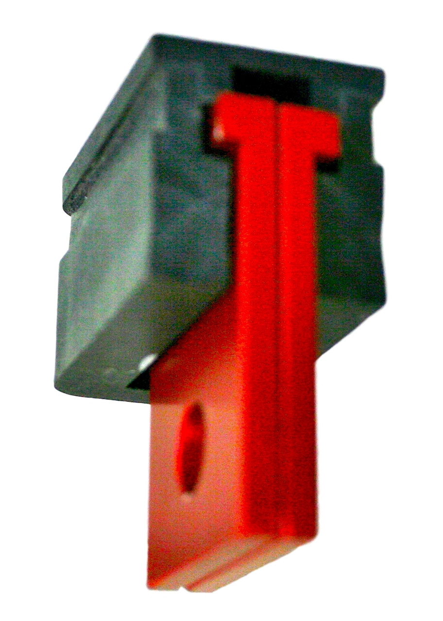 surfboard fin box lock system