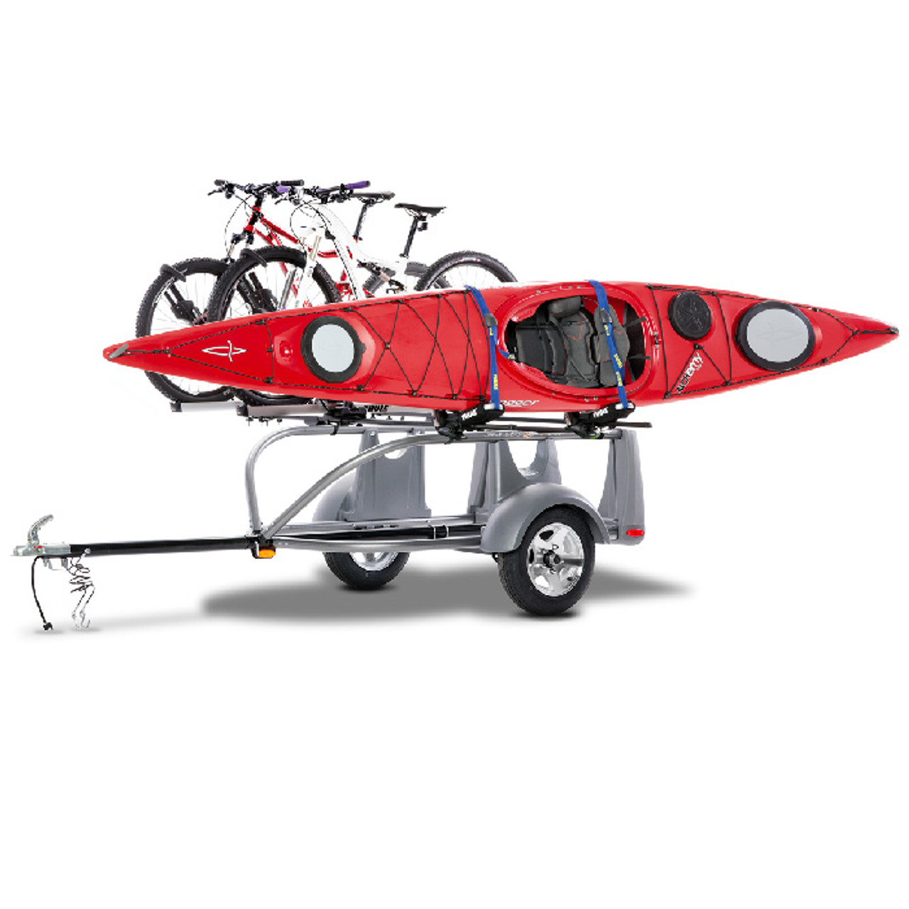 best car truck SUV kayak trailer