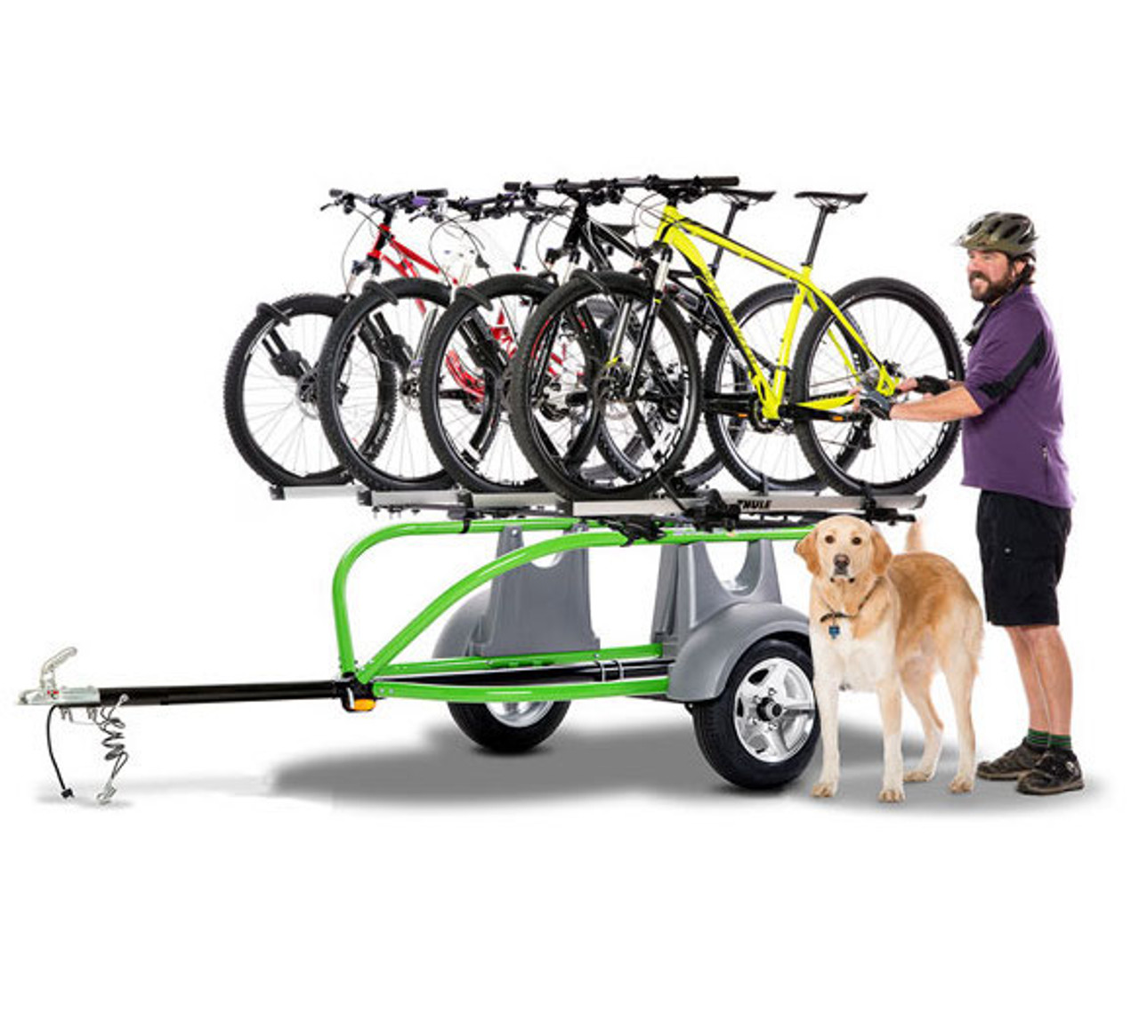 lightweight car truck SUV bike trailer