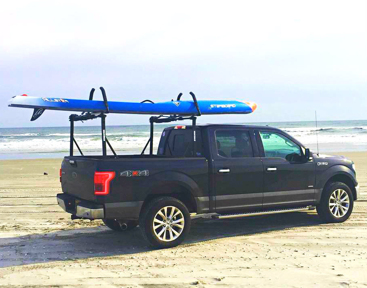 Locking Surf Ski Roof Rack | Adjustable Arms