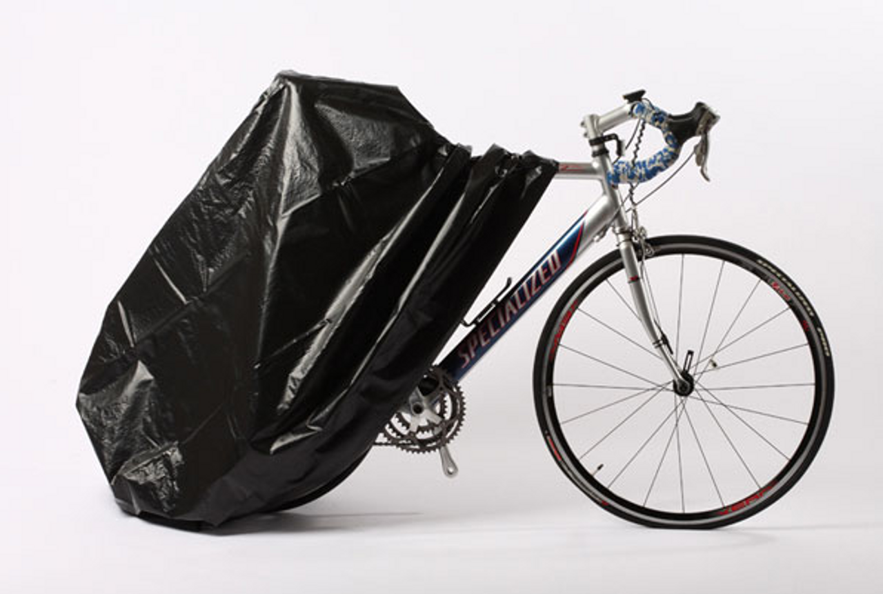 Weatherproof Bike Cover | Outdoor Storage Bag | Prevents Rust and Corrosion
