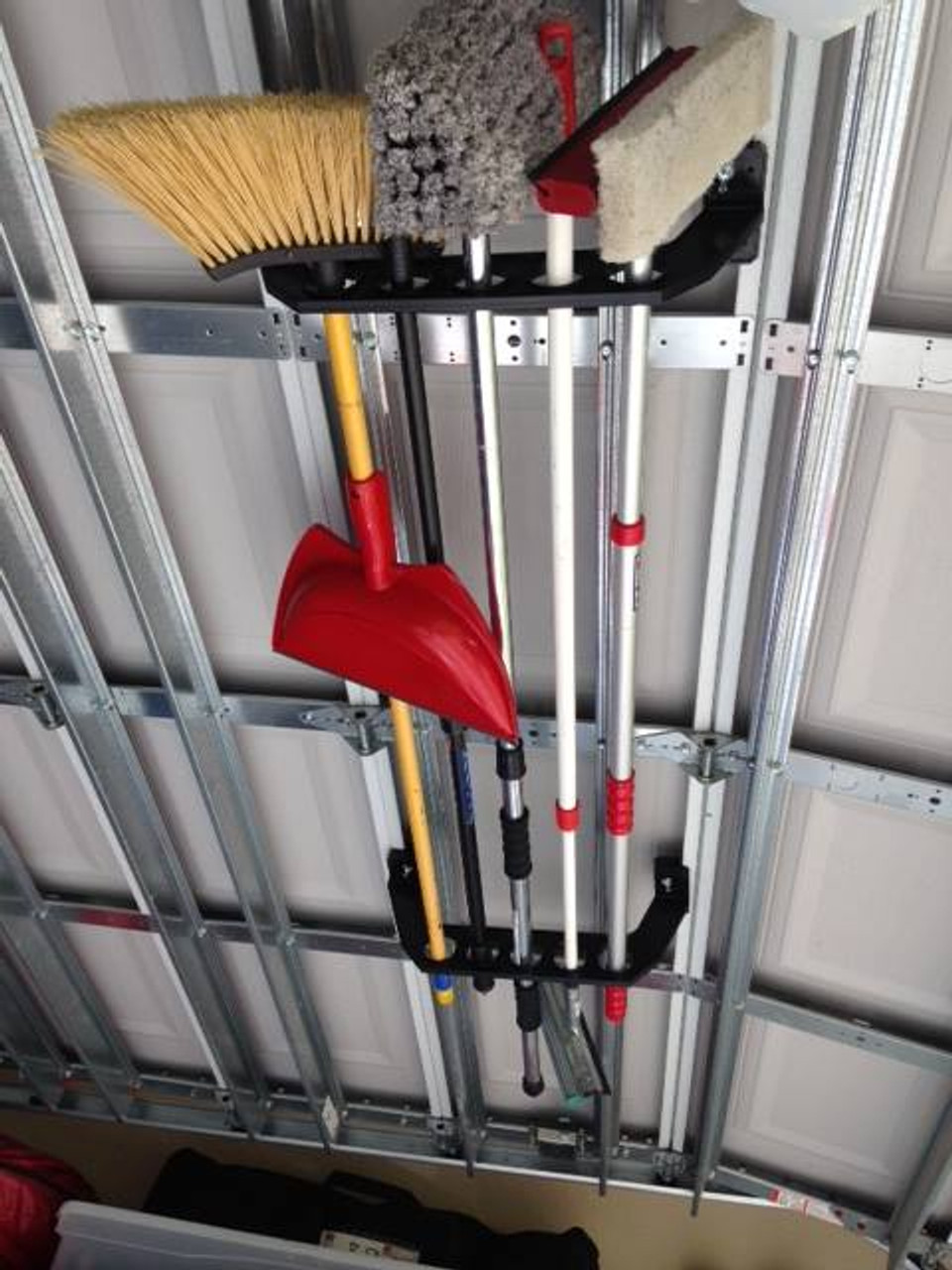 Garage Door Fishing Rod Rack Cobra Rack Garage Storage