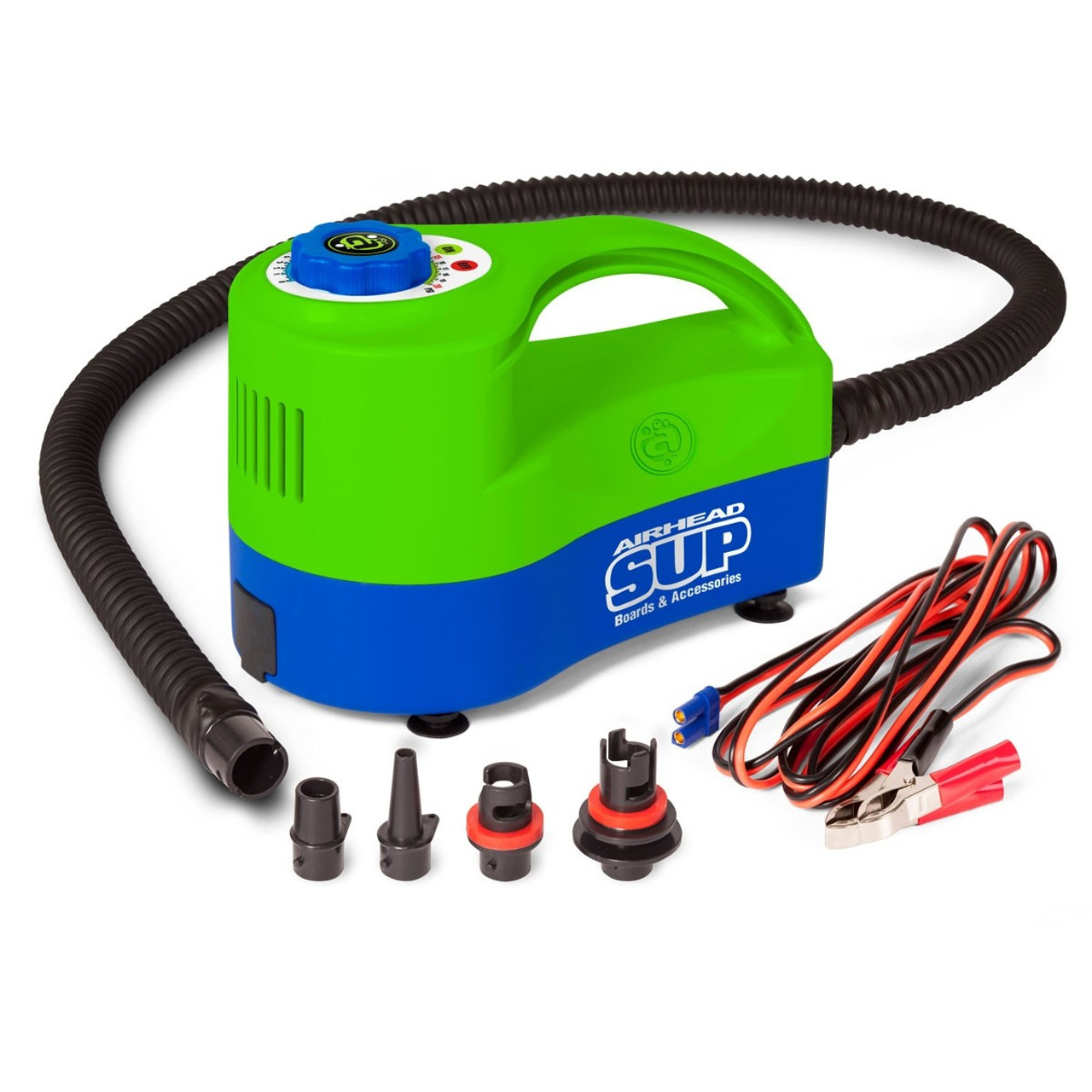 electric air pump for inflatable paddleboards