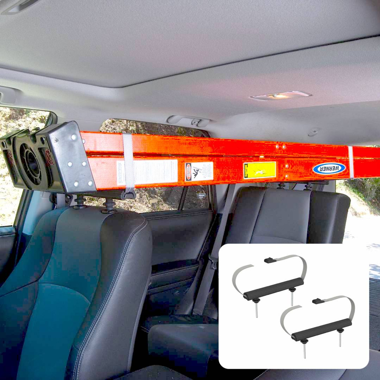 best car and SUV ladder rack