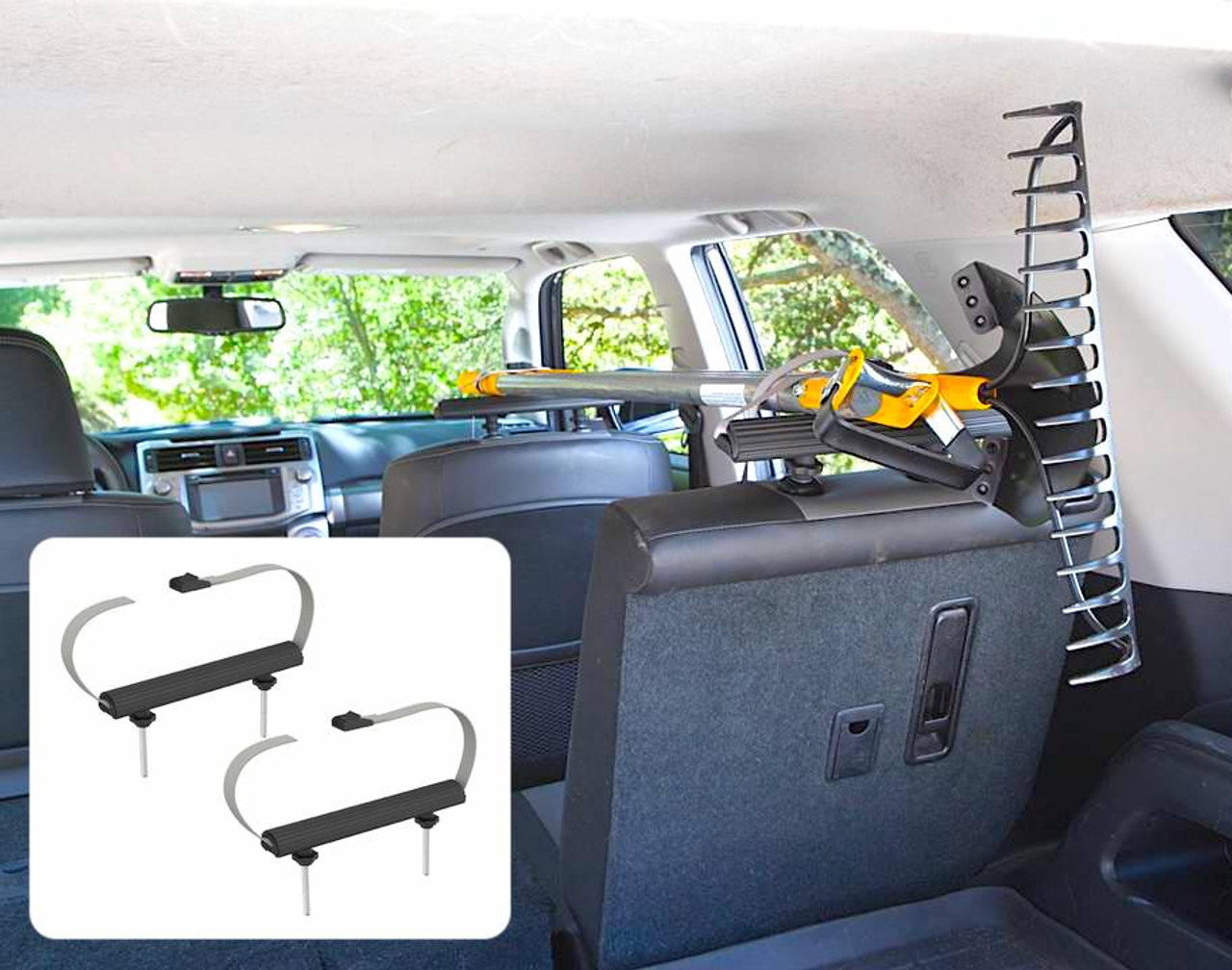 best car and SUV tool storage rack