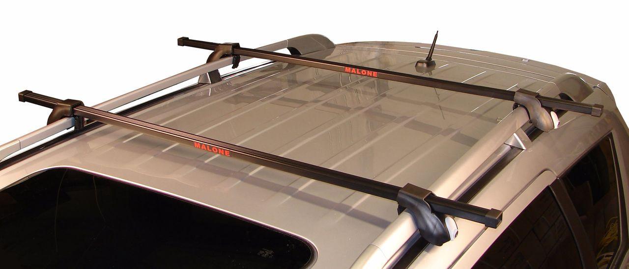 best universal roof rack crossbars