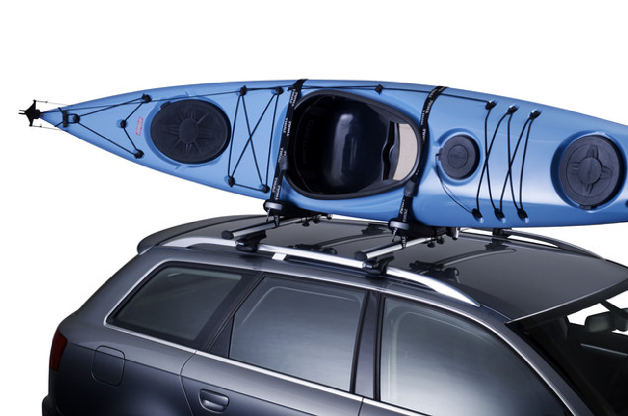 best kayak roof rack car truck SUV thule hull a port