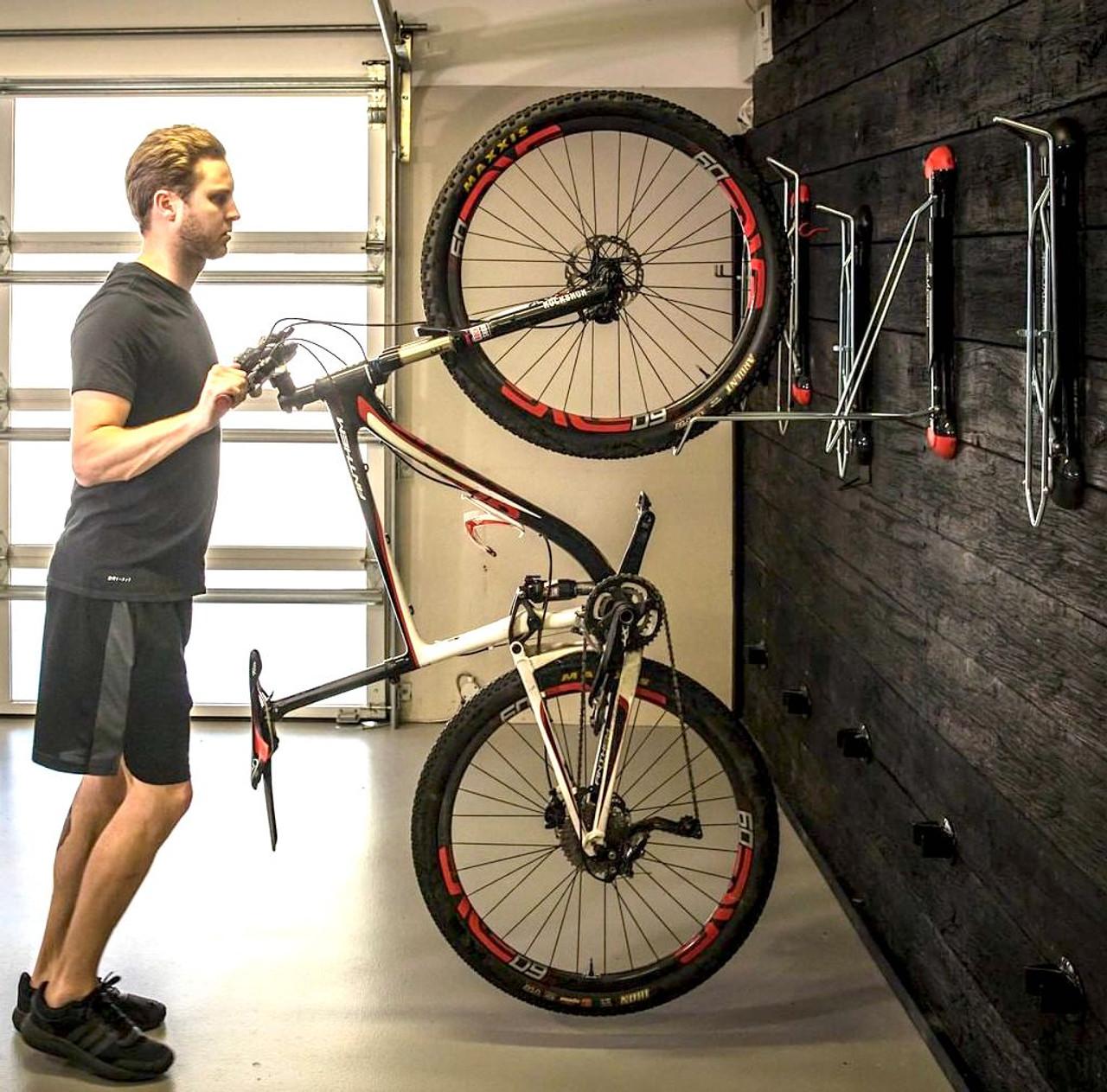 best mountain bike wall rack garage storage mount holder