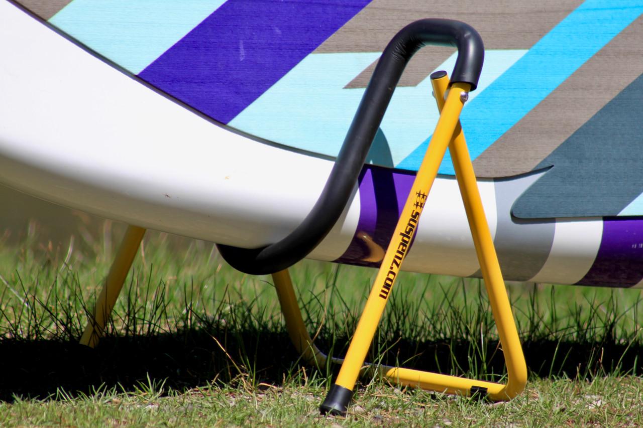 folding paddleboard stand