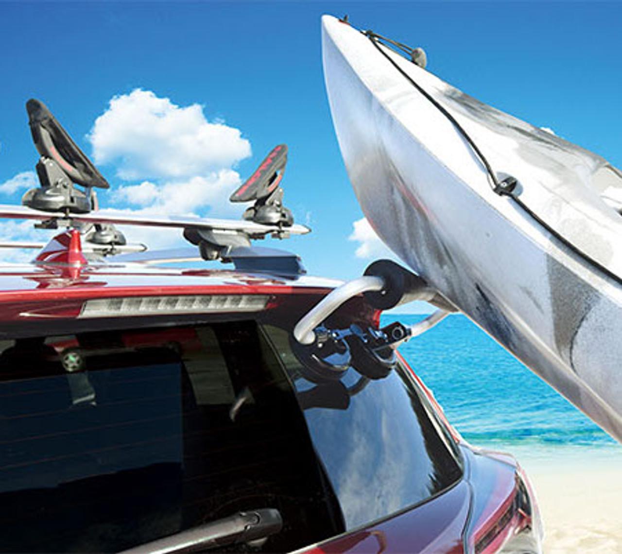best kayak roof rack loader roller