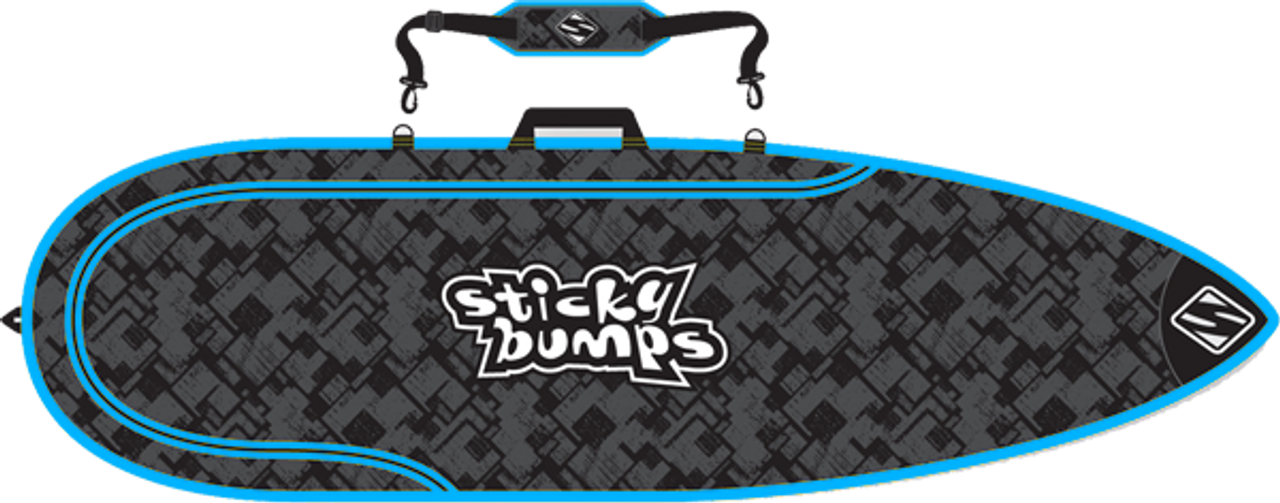 stickybumps shortboard bag