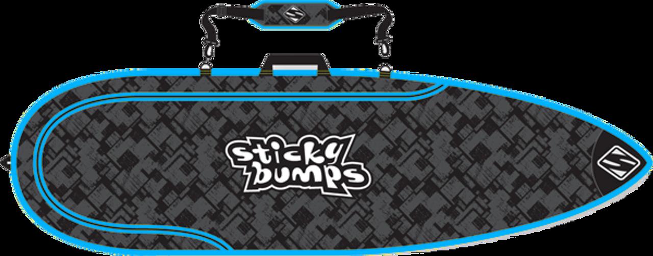 stickybumps shortboard bag