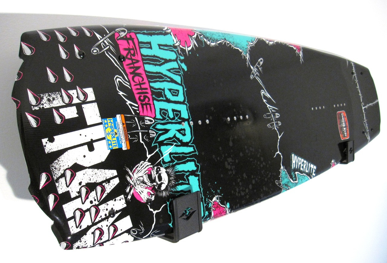 hyperlite wakeboard rack black