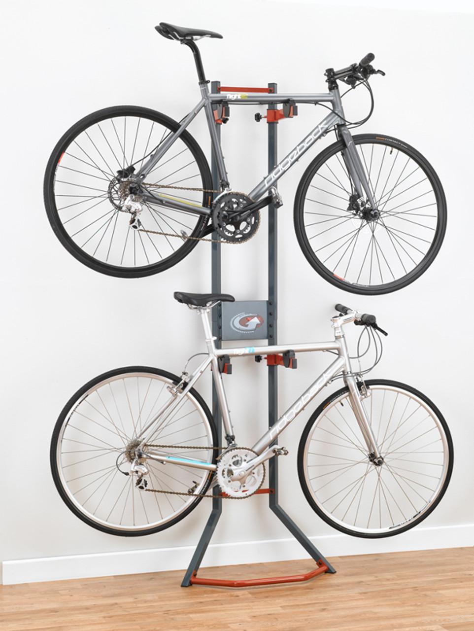 gravity bike rack | steel
