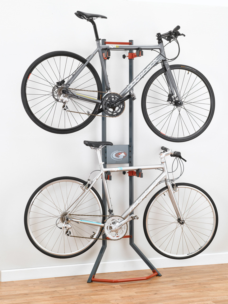 gravity bike rack | steel