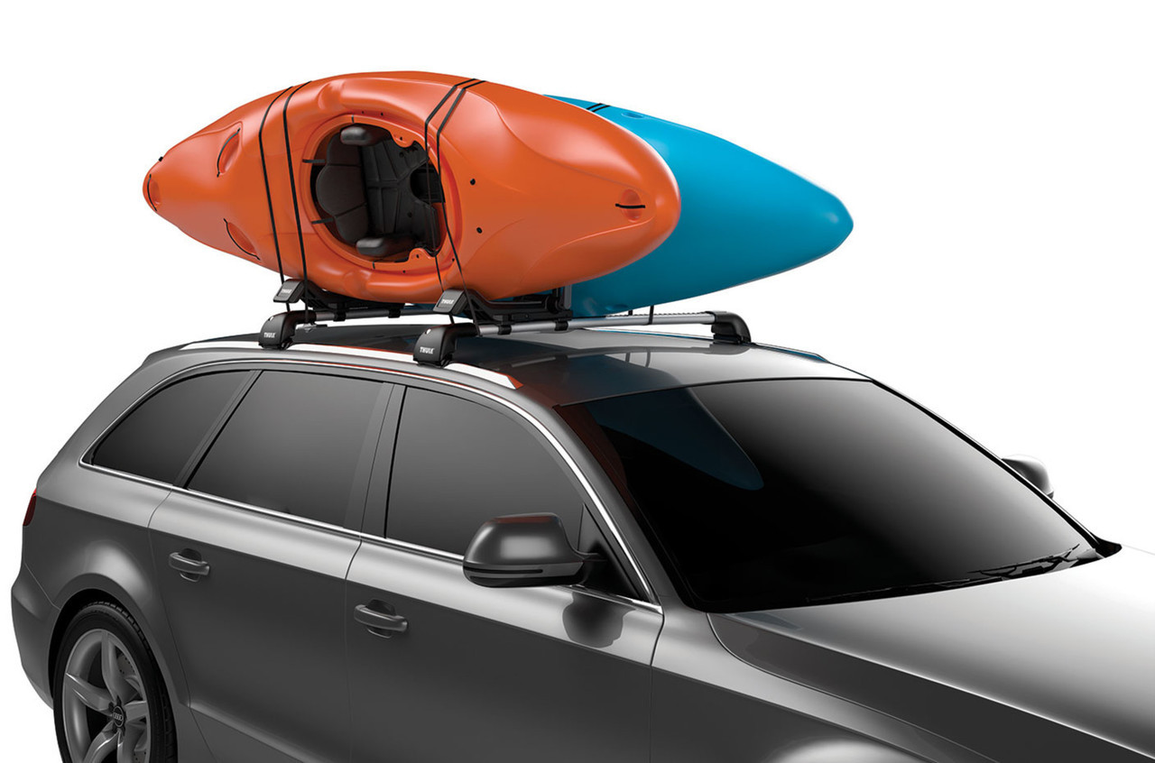 best kayak roof rack thule hull a port XT car truck SUV