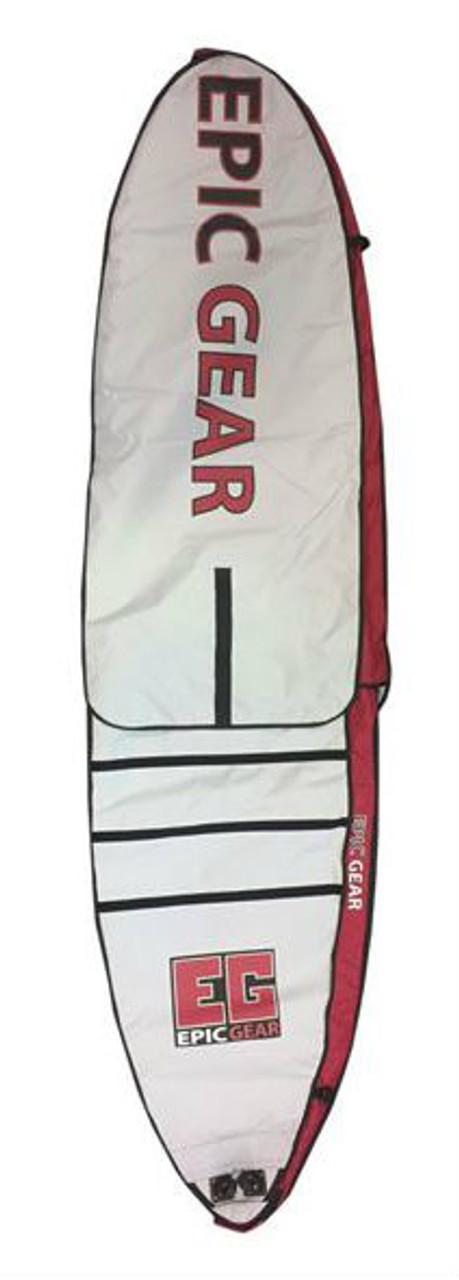 Adjustable Surf Travel Bag   Removable Wheels