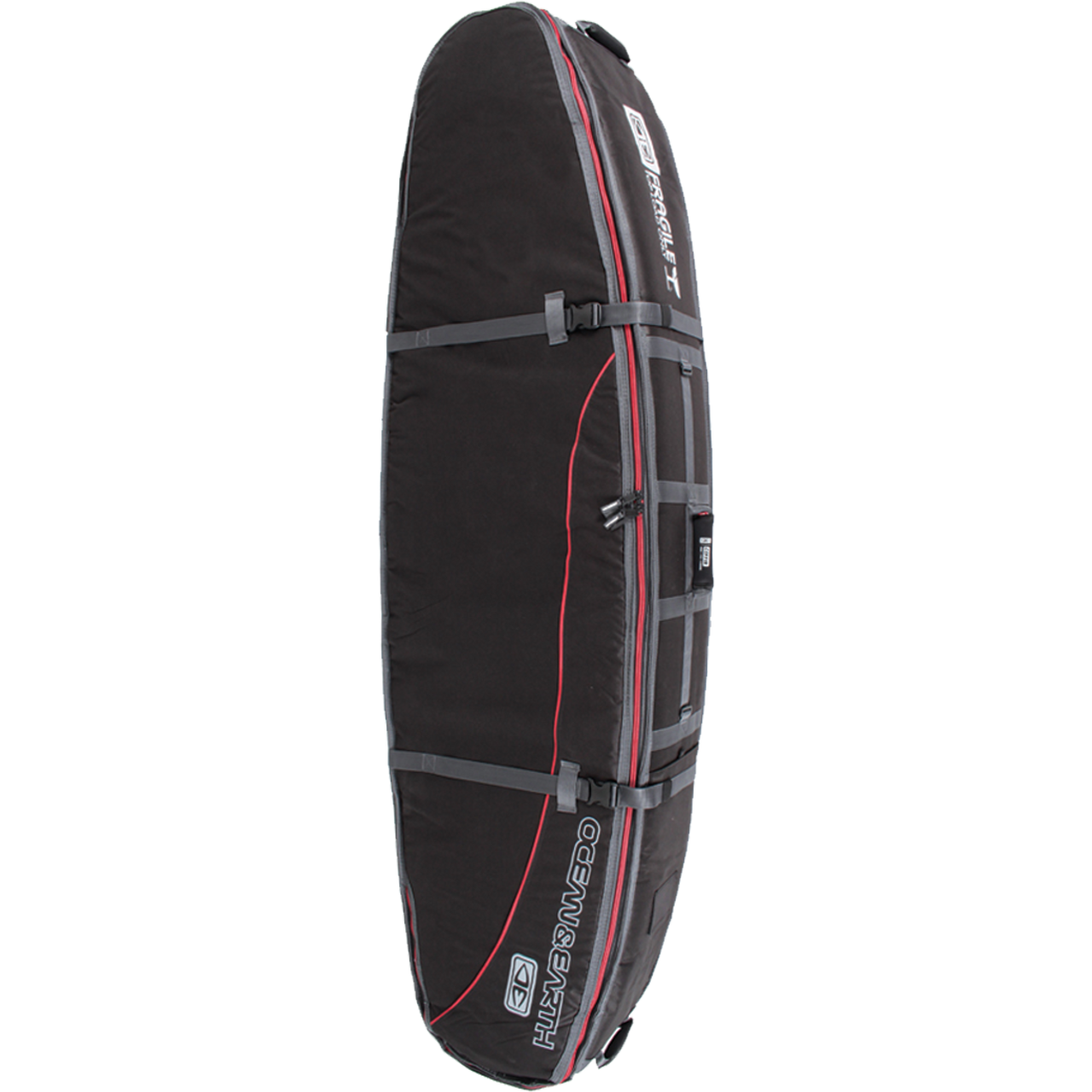"Quad Surfboard Travel Coffin | Surf Bag 7'0"" to 8'0"""