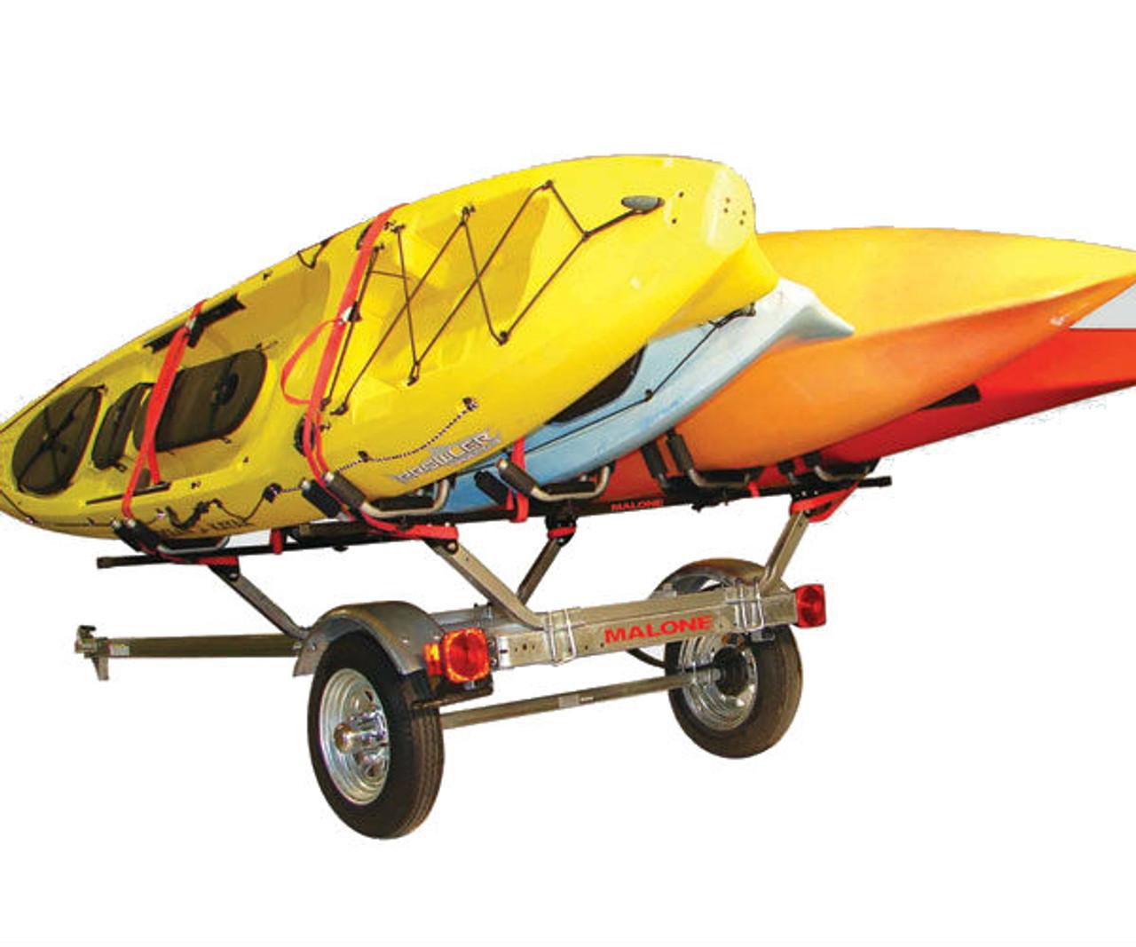3 kayak trailer