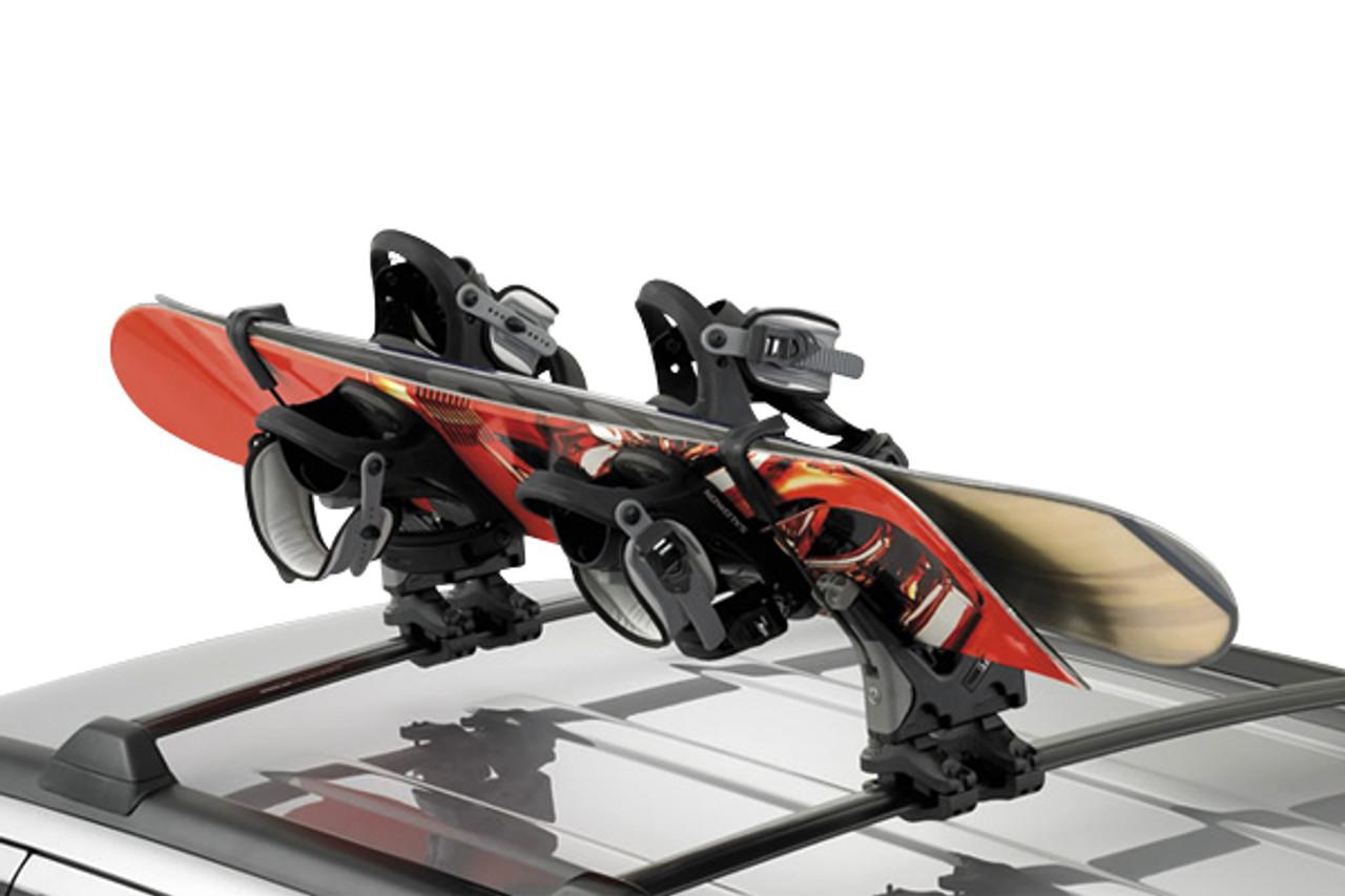 Best snowboard roof rack StoreYourBoard
