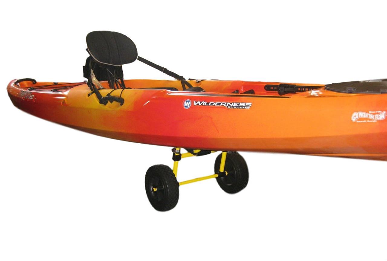 sit on top kayak cart
