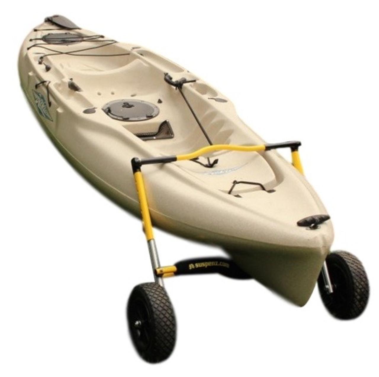 extra large kayak cart