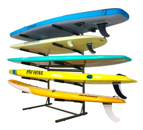 Paddle Board Rack >> Outdoor Sup Racks Rust Resistant Paddleboard Storage Marine