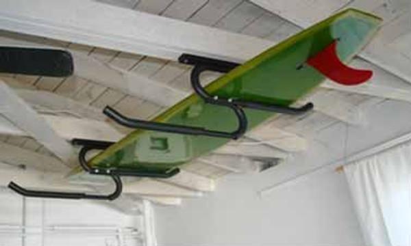 Gatekeeper Surfboard Ceiling Rack Base