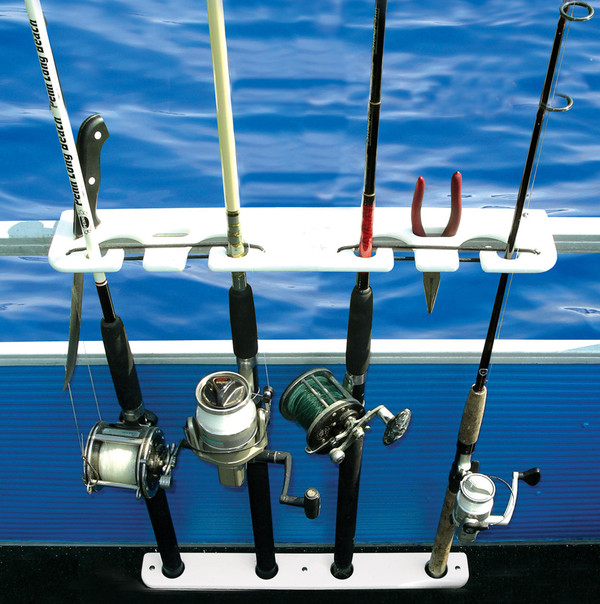 4 Rod Rack For Pontoon Boats Storeyourboard Com