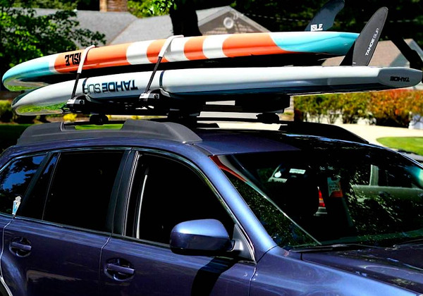 Paddle Board Car Racks >> Thule Sup Taxi Locking Universal Car Roof Rack Paddleboards