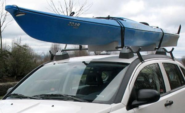 Brand New Universal Kayak Roof Racks Kayak Carrier