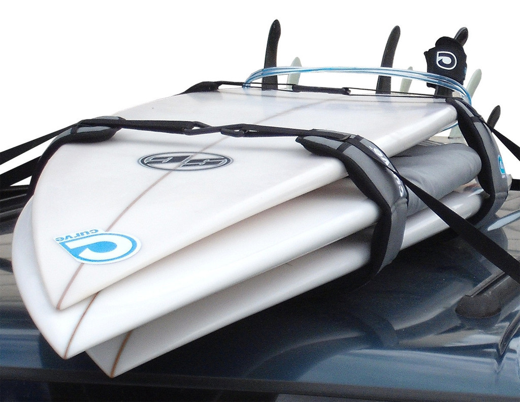 Surf Rack For Car >> Surf Roof Racks Universal Surfboard Car Rack
