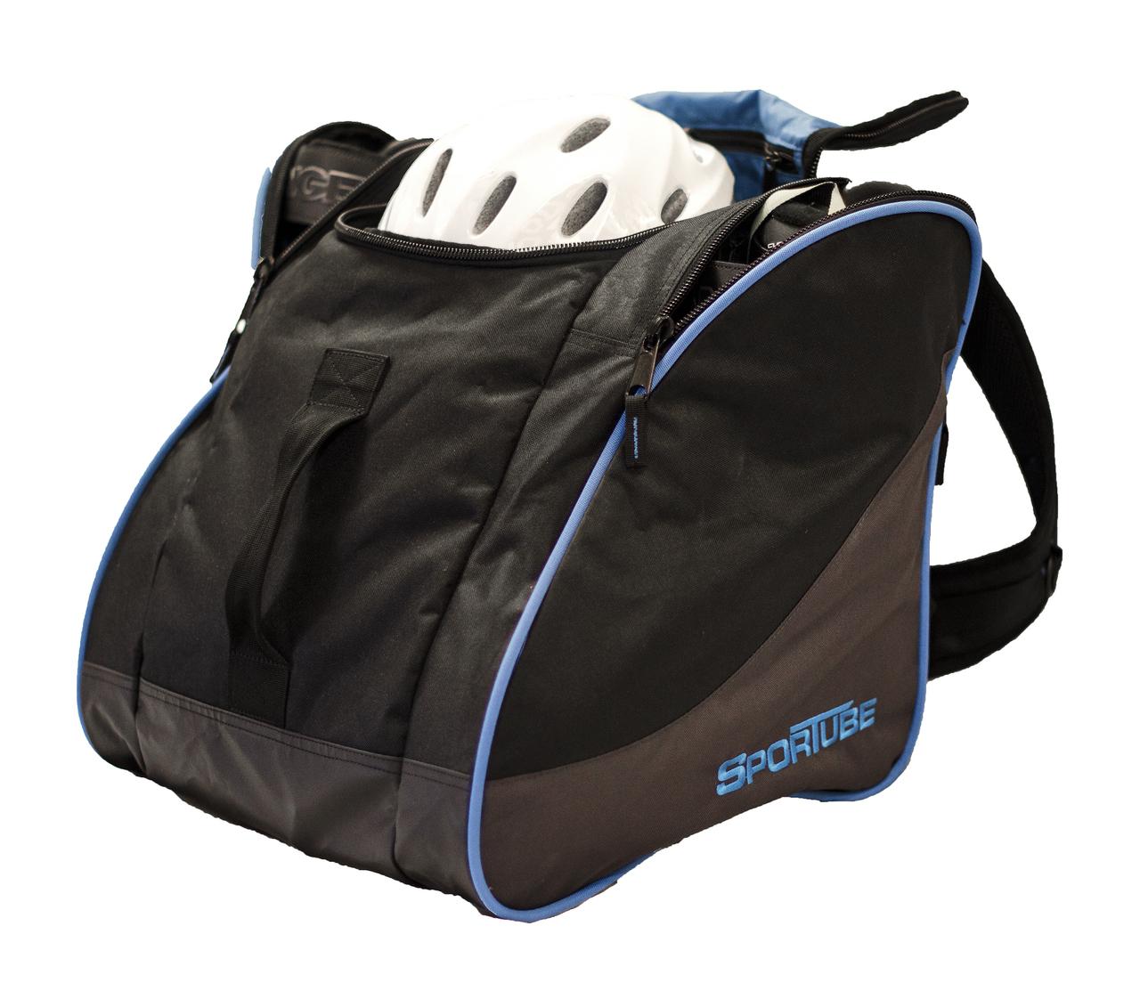 Traveler Ski Boot Bag and Backpack   SporTube - StoreYourBoard.com baf9b886fc