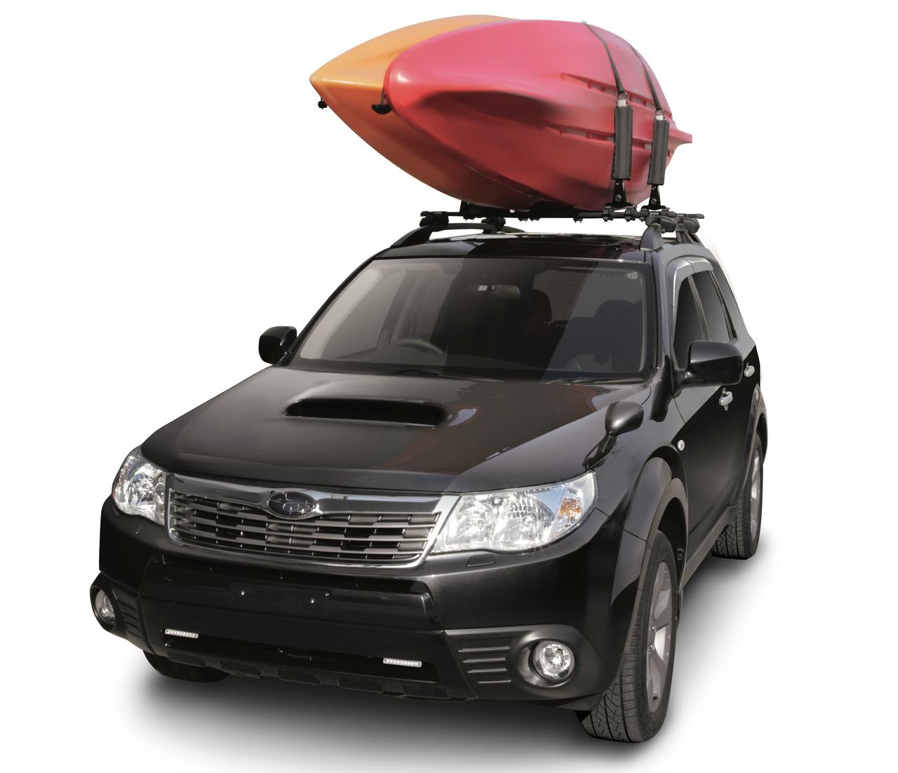 Inno Roof Rack >> Two Kayak Roof Rack Inno