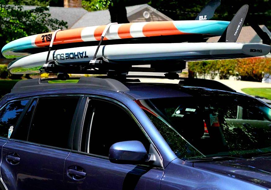 Paddle Board Car Racks >> Thule Sup Taxi Locking Universal Car Roof Rack Paddleboards