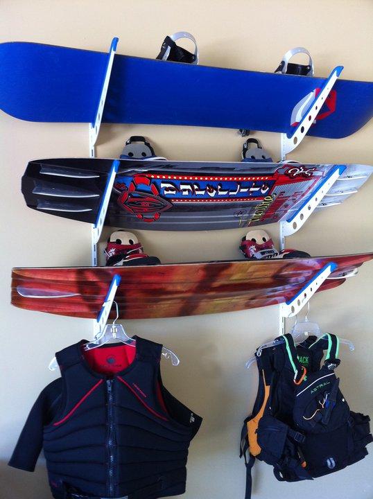 Wakeboard Storage Rack Storeyourboard Com