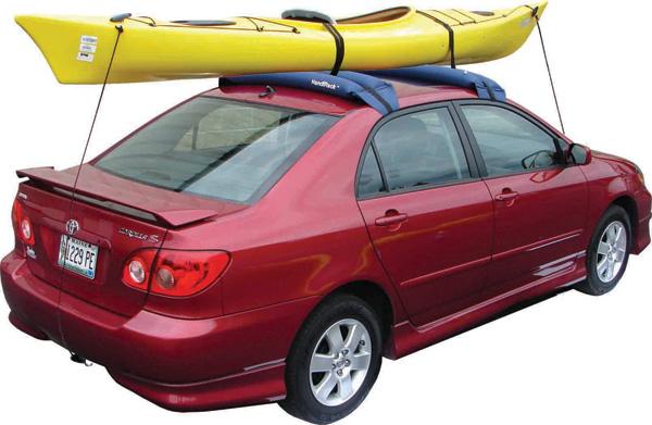 Kayak Roof Rack For Cars >> Inflatable Kayak Roof Rack Universal Soft Kayak Rack
