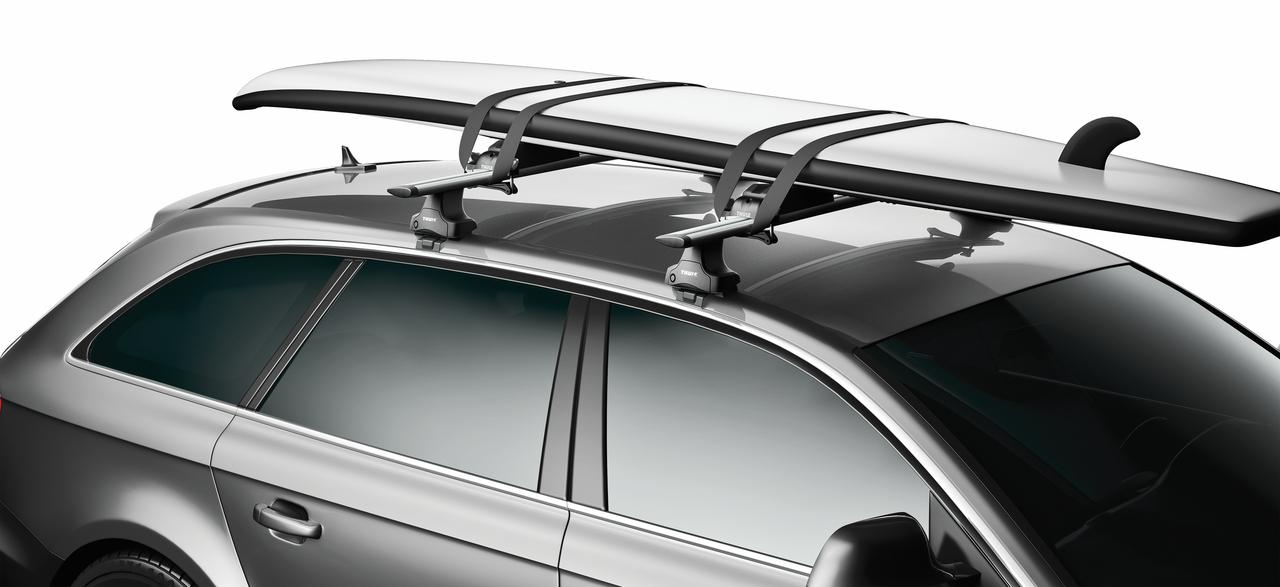 Paddle Board Car Racks >> Thule Sup Shuttle Paddleboard Car Carrier