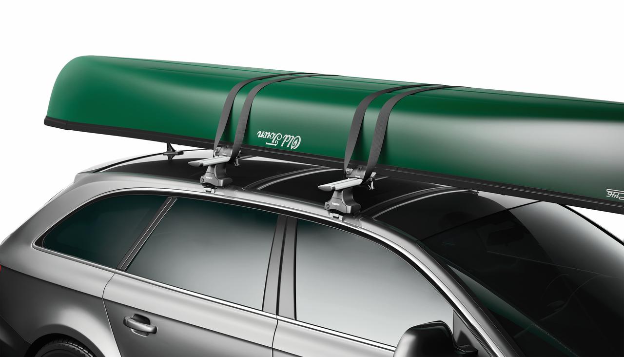Canoe Roof Rack Thule Portage Storeyourboard Com