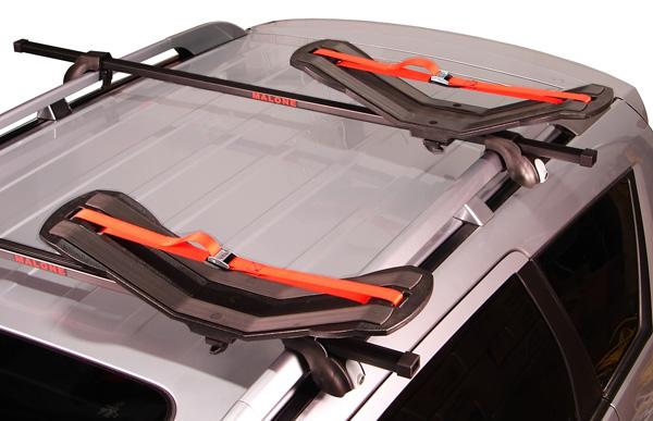 Kayak Roof Carrier >> V Cradle Kayak Roof Rack Malone Seawing Storeyourboard Com