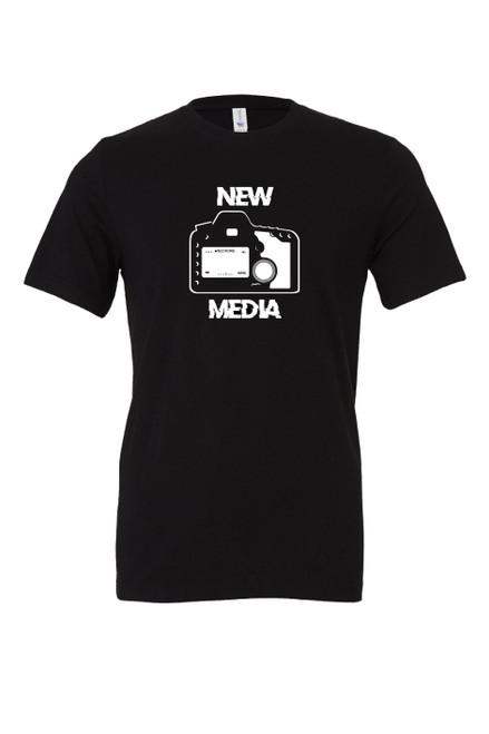 New Media T-shirt