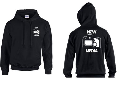 New Media Hoodie