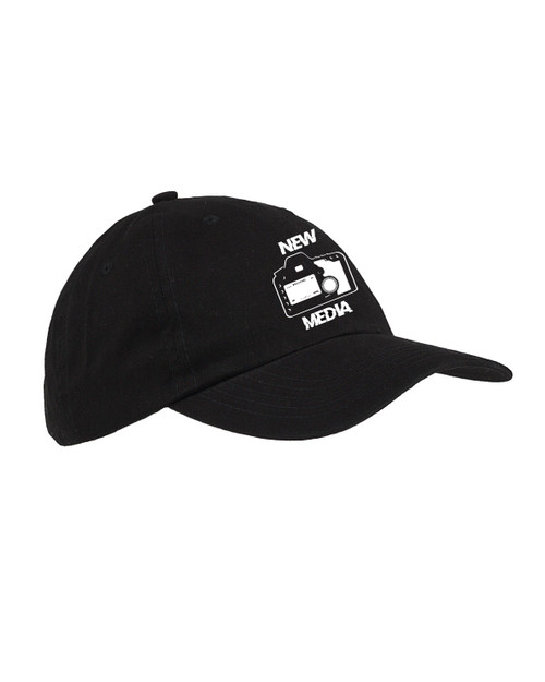New Media Ball Cap