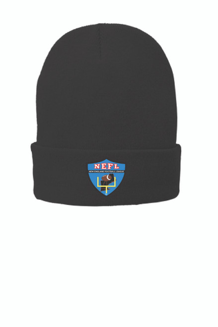 NEFL Beanie Folded Patch