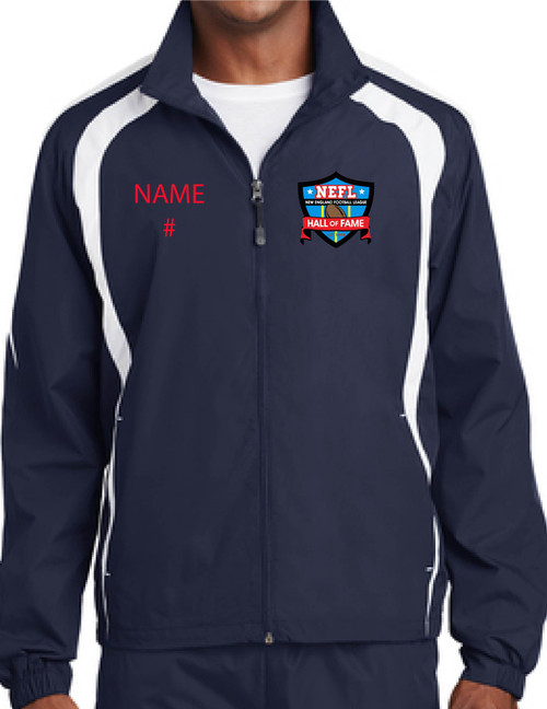 NEFL HOF Jacket Big Boyz Sizes up to 6x