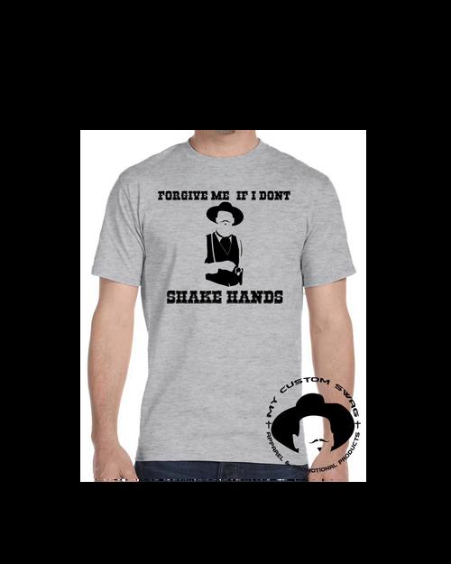 Doc Holliday Shirt, No shakey