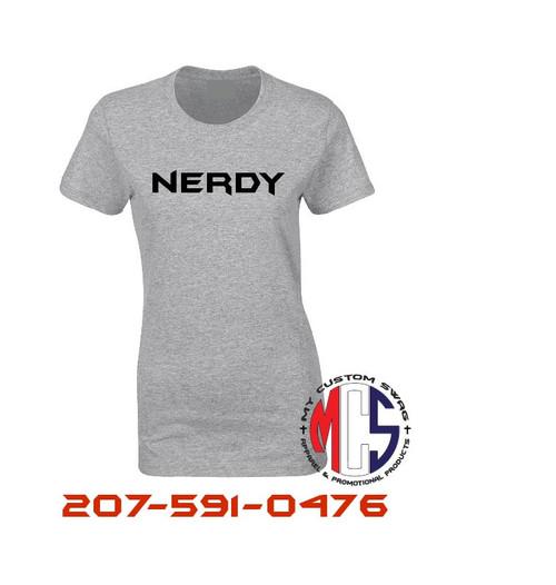 MCS Nerdy