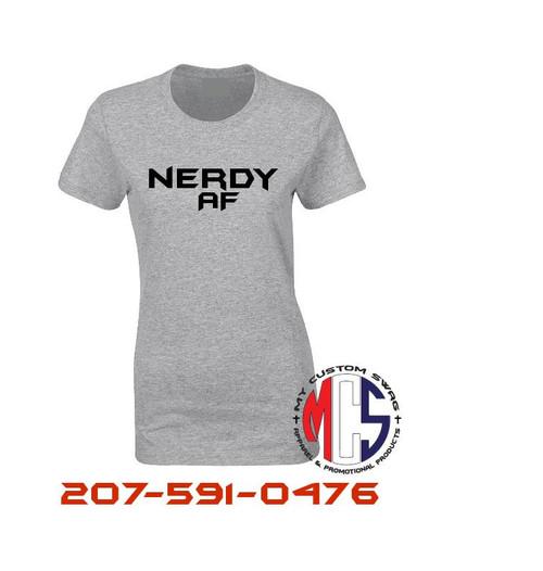 MCS Nerdy AF