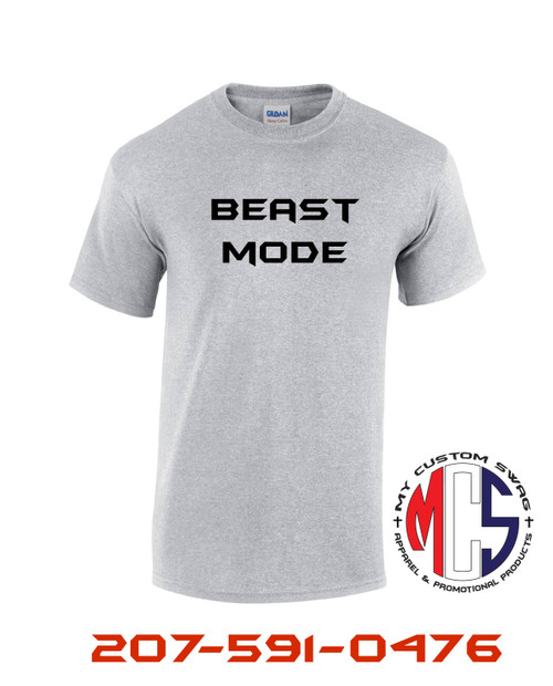 MCS Mens Beast Mode