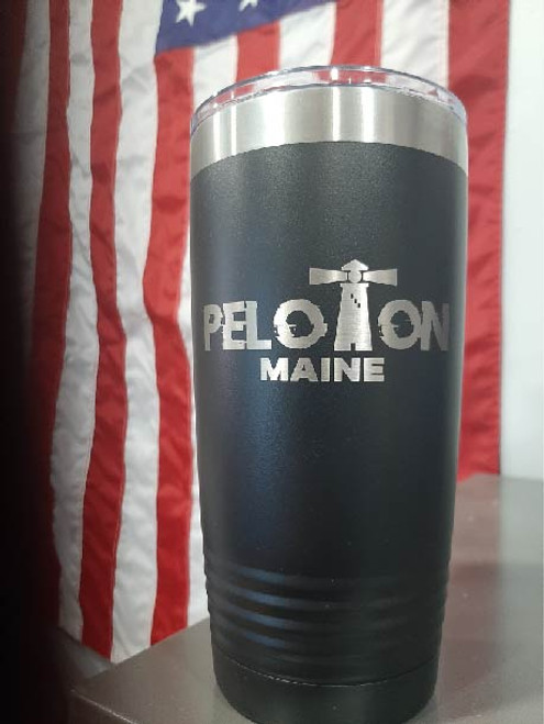Maine Peloton 20oz Hot/Cold Tumbler